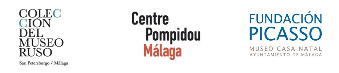 Museo Ruso - Centre Pompidou - Casa Natal Picasso