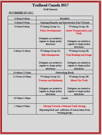 trailhead canada itinerary page 2