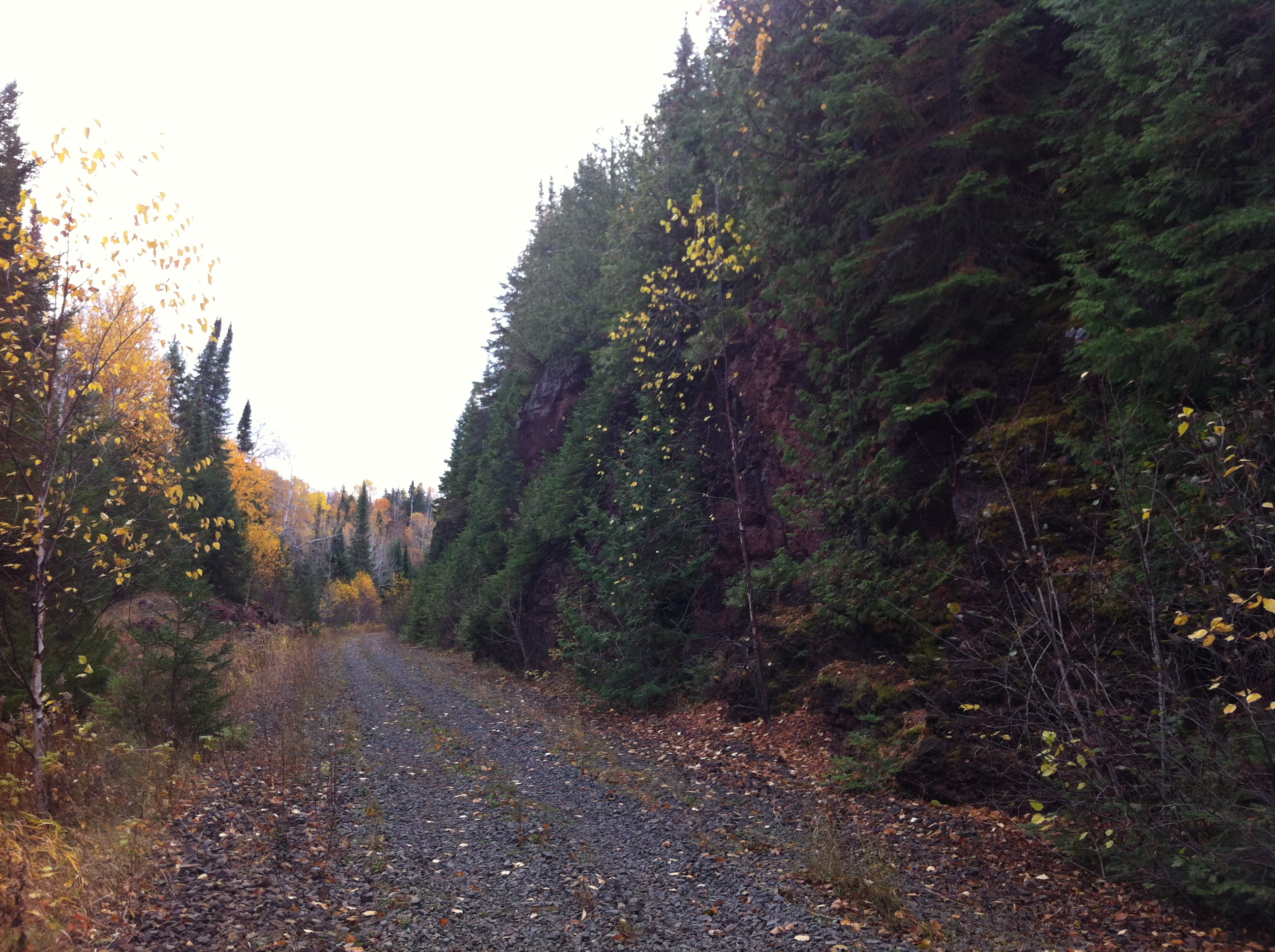 kinghorn trails near pass lake