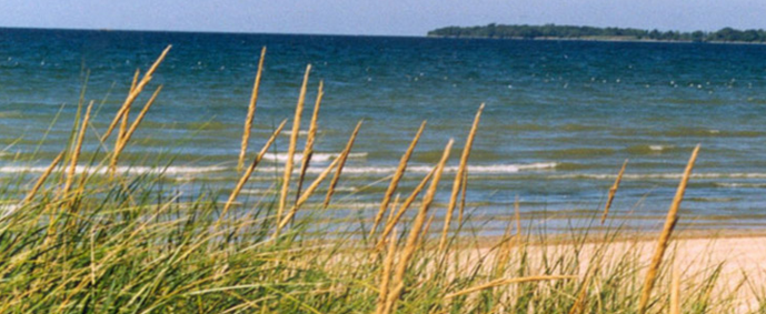 sandbanks provncial park