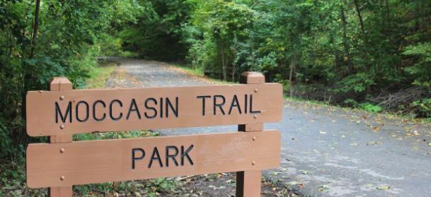 mocassin park trail