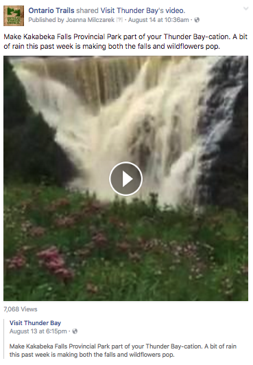 visit kakebeka falls