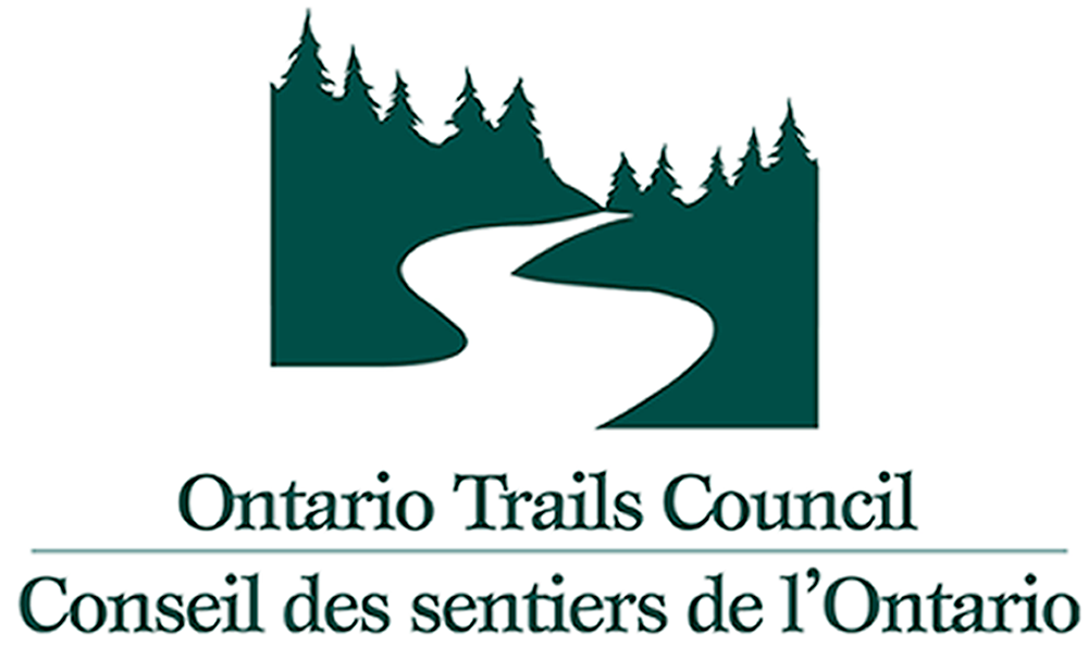ontario trails council bilingual logo