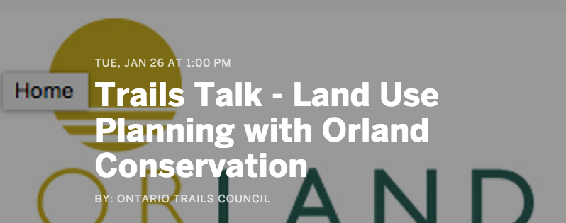 orland conservation