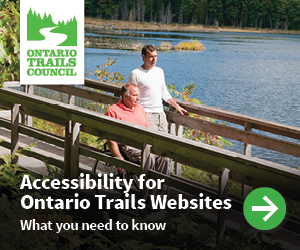 accessibility for Ontario Trails Websites