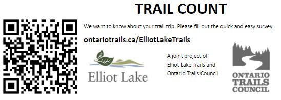 elliot lake trails survey