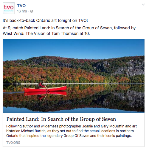 tvo the painted land