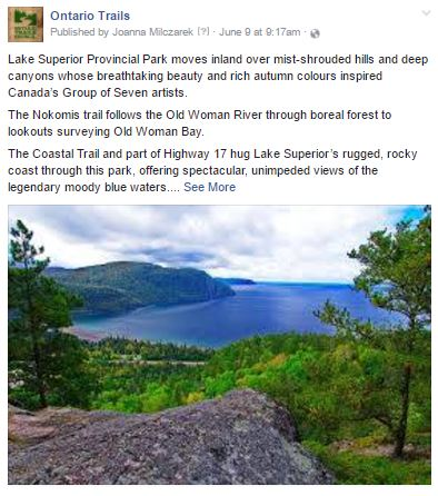 nokomis provincial park