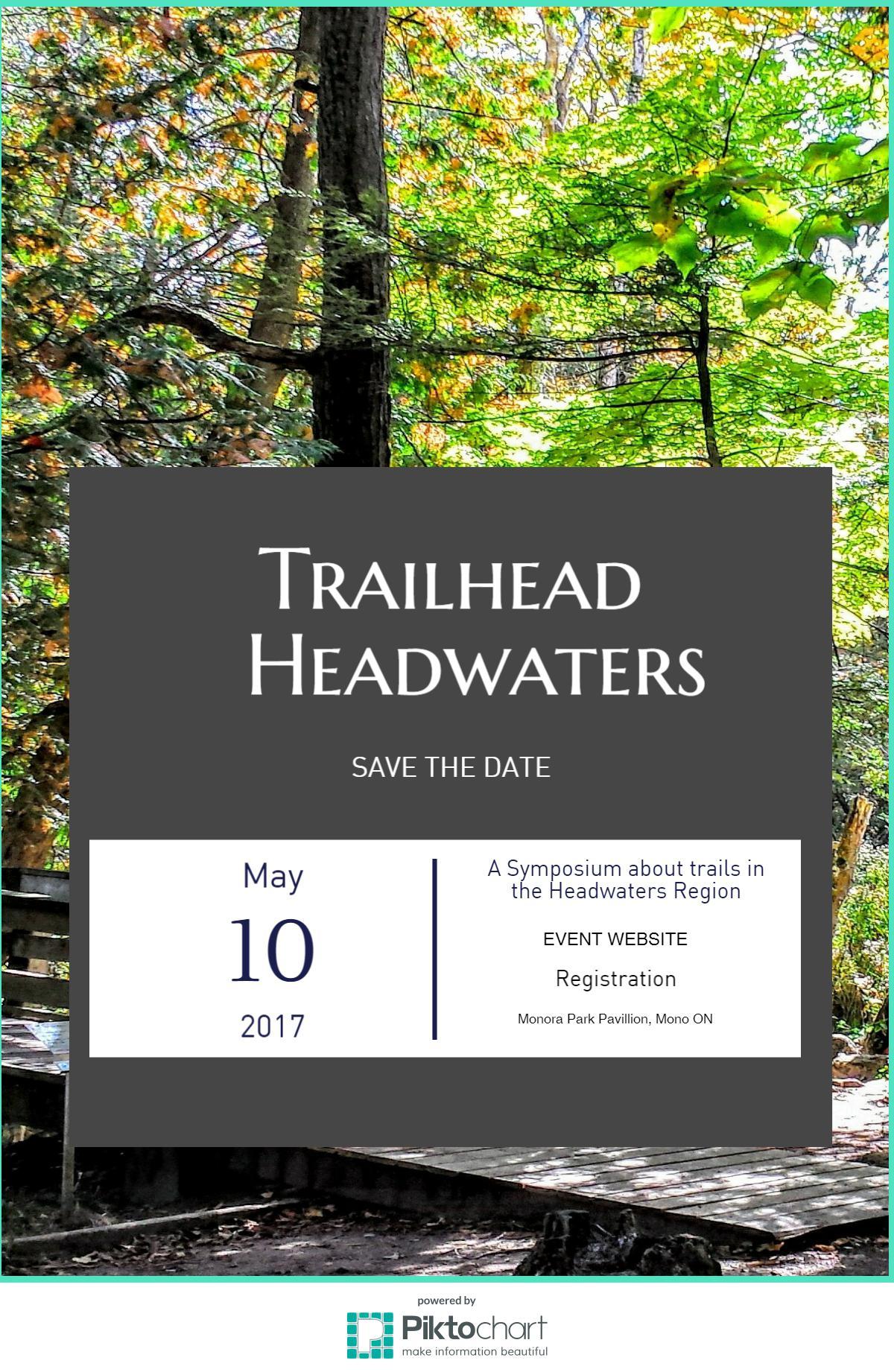 trailhead headwaters trail symposium