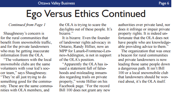 ottawa valley business news