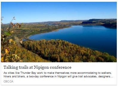 northern trails summit in nipigon on cbc north