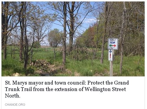 protect the st mary's trail