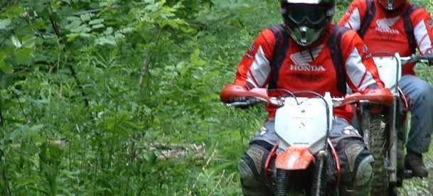 ken hoeverman dirt bike trails