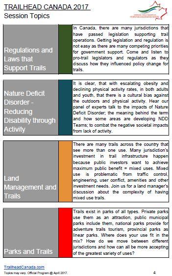 trailhead canada topics page 4