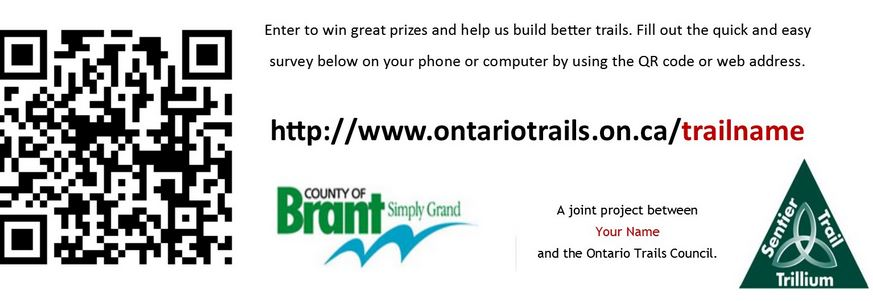 ontario trails counts