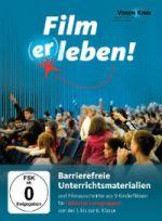 "Cover Unterrichts-DVD ""Film (er)leben!"""