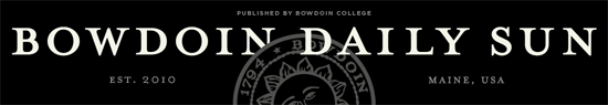 Bowdoin Daily Sun - a daily blog featuring news, information and commentary