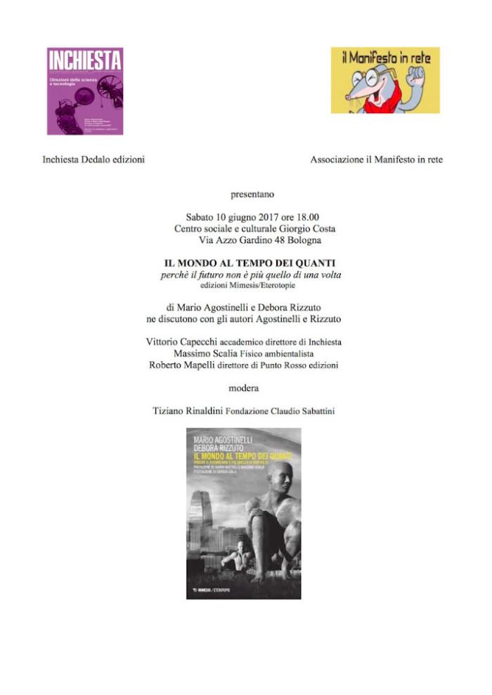10 giugno a Bologna