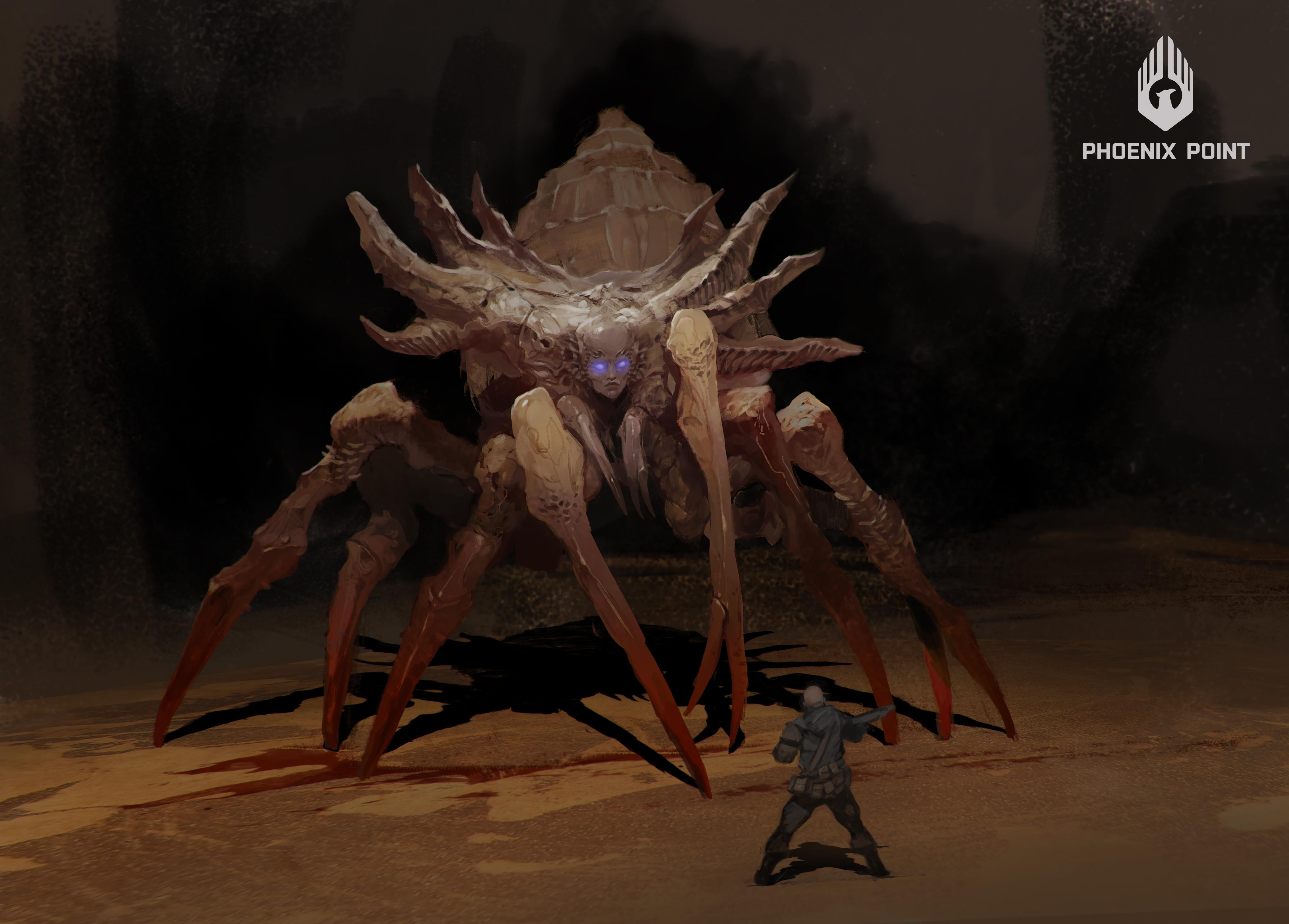 large monster