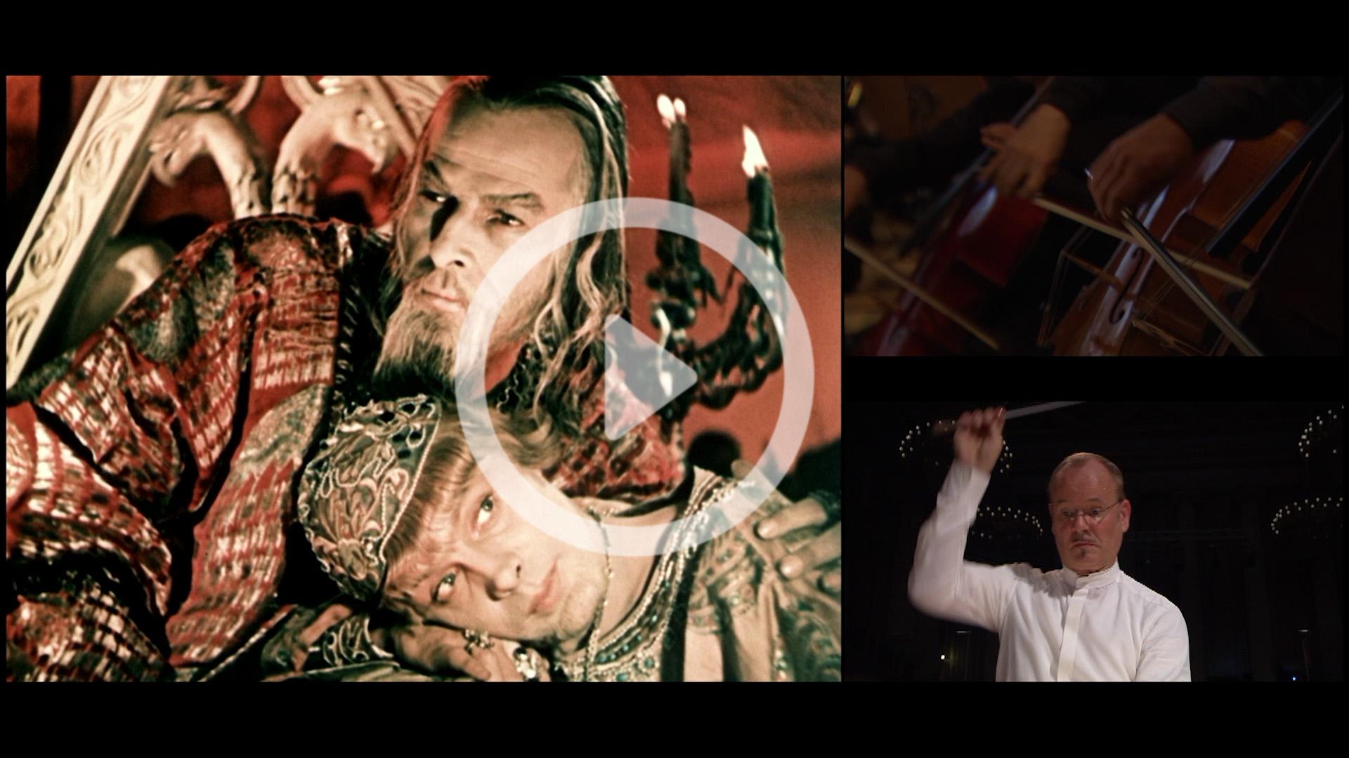 IWAN DER SCHRECKLICHE - Trailer (ARTE Broadcast)