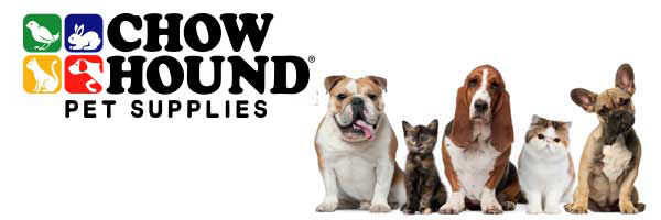 Chow Hound Pet Supplies Email Club
