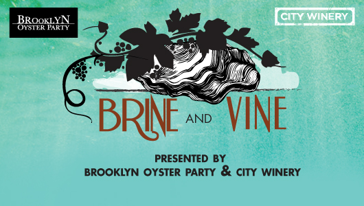 brine vine City Winery Wine Event