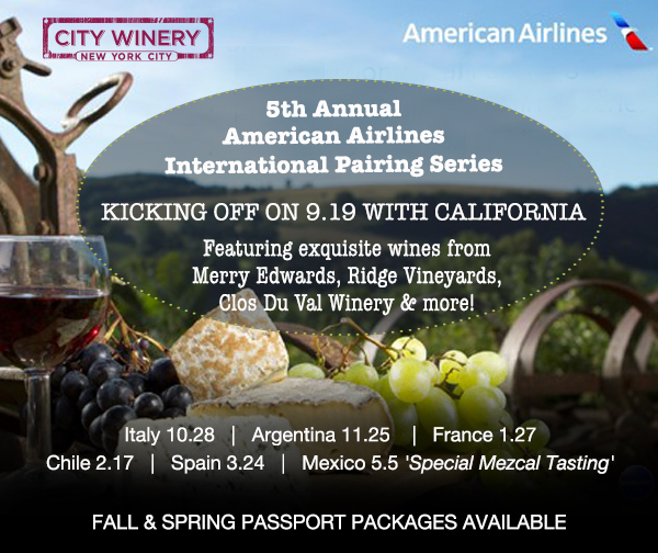 dde413bf ac57 4f98 9226 00edd7943a99 City Winery International Pairing Series