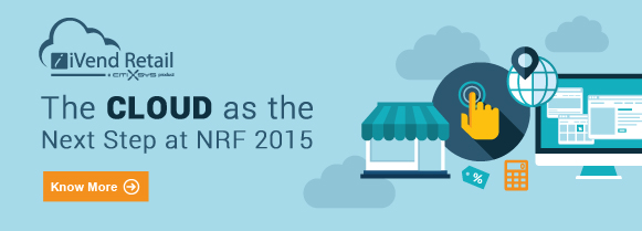 The Cloud as the Next Step at NRF 2015