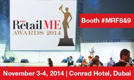 Retail ME Award | November 3 - 4, 2014