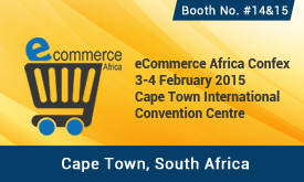 eCommerce Africa Confex 2015 – Cape Town, South Africa