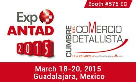 Expo ANTAD – Guadalajara, Mexico