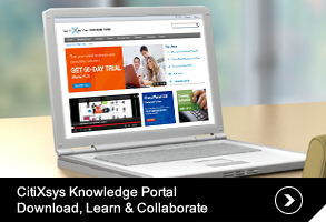 CitiXsys Knowledge Portal