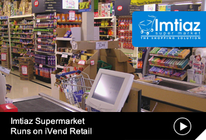 Imtiaz Supermarket Runs on iVend Retail