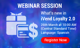 What's new in iVend Loyalty 2.0 - Register Now