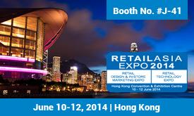 Retail Asia Expo 2014