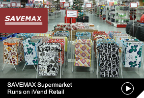 SAVEMAX goes live on iVend Retail