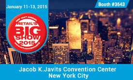 NRF 2014 | January 11-13, 2014 | New York City