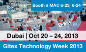 Gitex Technology Week 2013