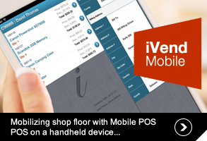 Mobilizing shop floor with Mobile POS