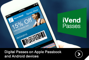 Digital Passes on Apple Passbook and Android devices