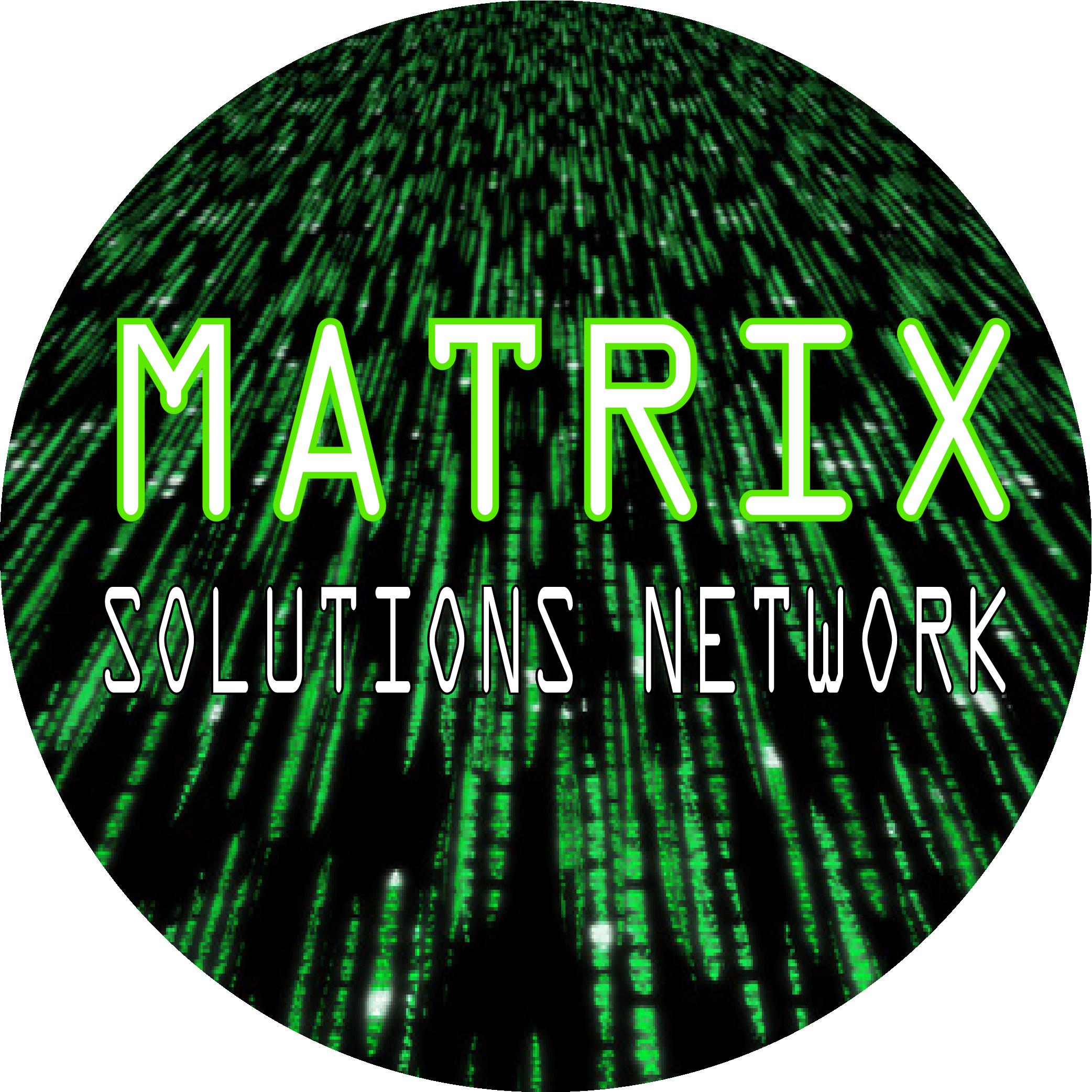 Matrix Solutions Network Logo