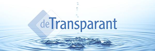 de Transparant (logo)