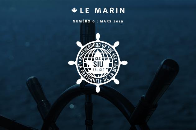 Le Marin: Numéro 6, mars 2019