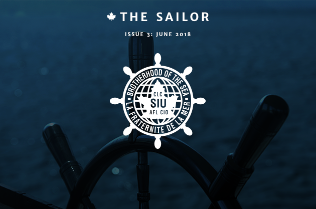The Sailor Issue 3: june 2018