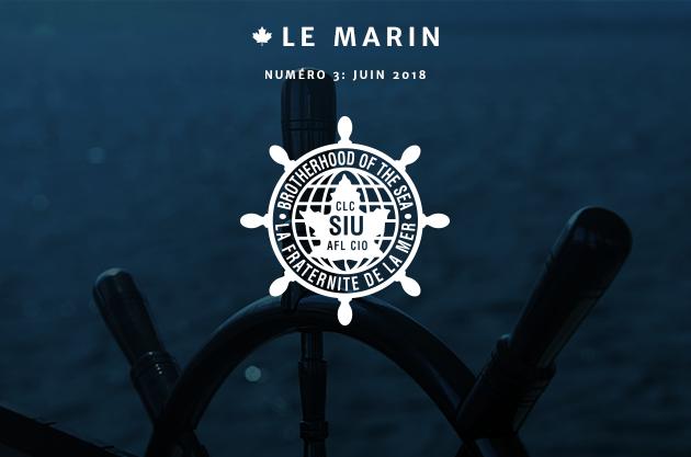 Le Marin: Numéro 3, juin 2018