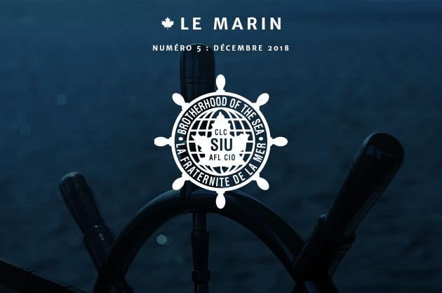Le Marin: Numéro 4, septembre 2018