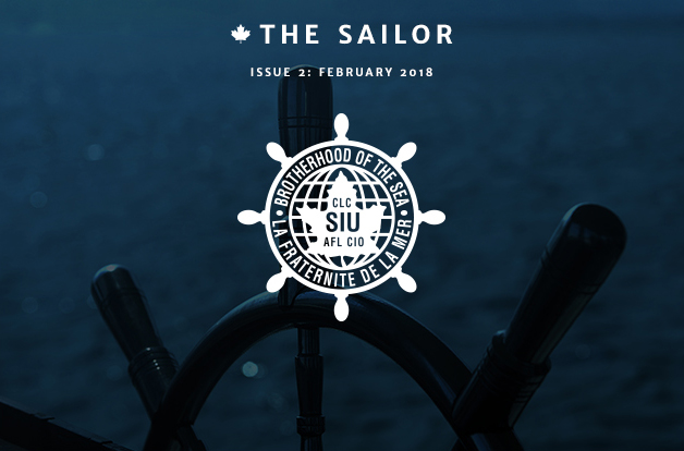 The Sailor Issue 2: february 2017