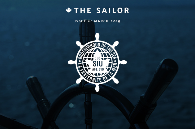 The Sailor Issue 6: March 2019