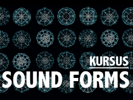 Sound Forms