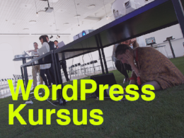 WordPress-kursus